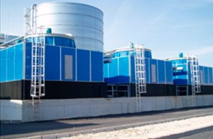 THREE COOLING TOWERS WITH SANIPACKING® IN EADS AIRBUS SEVILLE